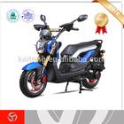 EEC GASOLINE SCOOTERS/ MOTORCYCLES YIBEN PATENT NEW MODEL12'wheel YB150T-18