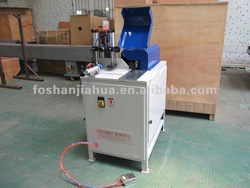 Cutting saw Aluminum Gas to liquid 45 degrees desktop cutting machine /Aluminum windows and doors processing machinery