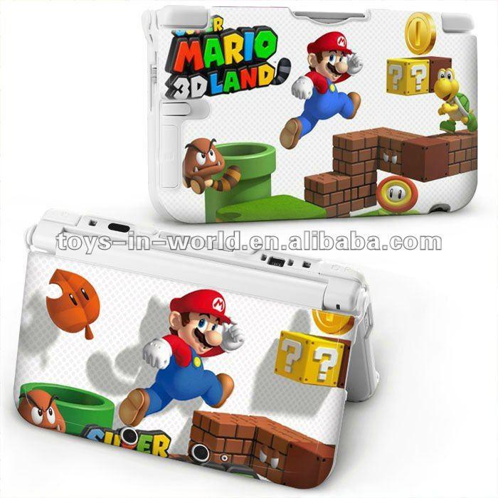 Juegos Mario 3ds Para 3ds xl Case Mario 3d