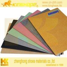2012 shoe material