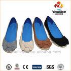 YL8504 Wholesale 2014 Women Espadrille Flat Shoes