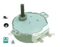 ac small cw/ccw synchronous gear motor