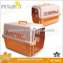 pet travelling carrier FC-1003 pet airline carrier
