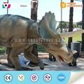 el parque temático de la decoración de plástico modelo de dinosaurio
