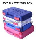 China professional handle plastic tool box