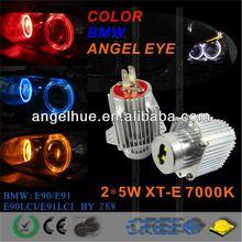 headlight ring Angel eyes daytime running light for bmw e90
