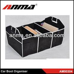 2013 portable&adjustable car accessories car trunk car grocery bag