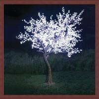 LED cherry light tree 2.7m 167w 2014 new product led tree zhong shan