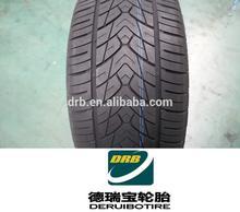 High quality DERUIBO brand RU72 car tyres