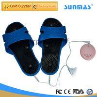Sunmas SM9118 china top ten men's massage eva indoor slippers