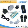 sunmas sm9168 nuevos productos en el mercado de china de hueso masaje en los pies