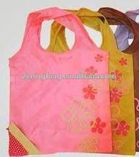 2014 Hottest!!! nylon foldable tote bag