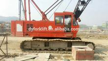 used japan made hitachi 50ton crawler crane