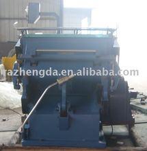 paper cup die cutting machine(semi- automatic type)