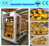 QTY4-15A Automatic Concrete Brick Making Machine (Tianyuan Brand)