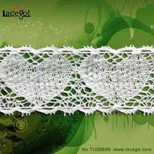 Cotton lace trim/Fashion Cotton Lace
