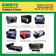 China supplier kmbyc digital flatbed printer uv printing machine digital printing machine a0 copier