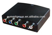 HDMI V1.3 HDMI to YPbPr Converter 1080P Adapter Analog Audio