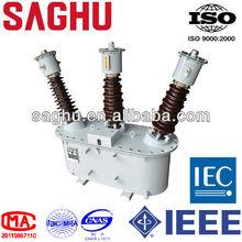Banda de la media tensión de medición de energía de alto voltaje eléctrico equipo