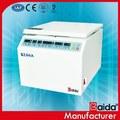 KL04A Nuevo tipo Diseñado de Tabla de Centrífuga de Baja velocidad 5000 rpm