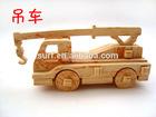 3D Foam model truck toy