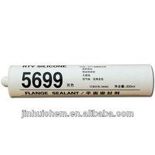 Henkel silicone flange sealant 5699 quality, RTV silicone flange sealant 5699, oil resistance silicone sealant