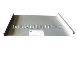 standing seam metal roofing machine/copper standing seam metal roofing machine/25mm standing seam metal roofing machine