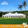 2014 Unique Luxury Wedding Tents , Wedding Party Tents Rental