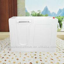 Hot sale massage bathtub with shower combo bathtub for older people CWB3053