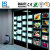 2014 newest magnetic frame double sided acrylic light box/LED acrylic window display