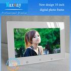 New design 10 inch digital picture frame
