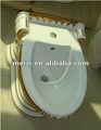 Artículos de higiene o baño de cerámica real bidé
