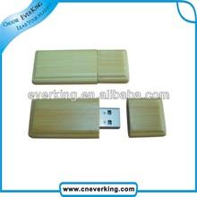 bulk wooden Cheap usb memory stick with customized logo