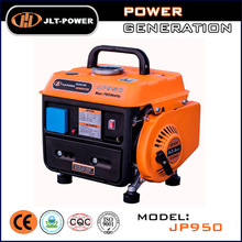 small portable gasoline generator 650w tiger gasoline generator tg950