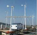 La famille 1kw générateur d'énergie éolienne/2kw générateur à aimant permanent pour la vente, éolienne pour la vente, haut rendement de production
