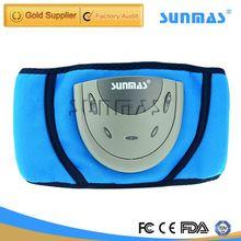 SUNMAS SM9068 Easily fat reducing belt fitness equipments spring