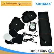 Sunmas SM9065 body best fat burning slim leather belts