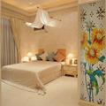 Jy-jh-s05 piastrelle sul muro bella camera da letto fiore mosaico mano- tagliare il vetro foto in vendita