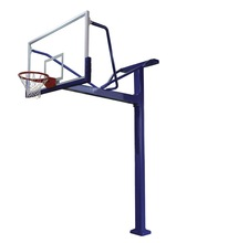 HOT GALVANISED OUTDOOR INGROUND BASKETBALL STAND /BASKETBALL POST /BASKETBALL POLE xx-bs09
