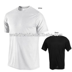Wholesale Design Solid Color Shirt Men Dri Fit Clothes