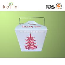 custom printed paper noodle box