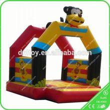 Centro de jogo ao ar livre Mini castelo, Caminhão bouncer