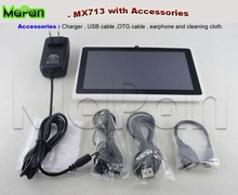 selling best tablet pc with 7 inch 5 points touch android 4.0 os allwinner a13 cortex a8 1.2GHZ processor