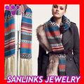 2012 nuovo stile boemia extra lungo scialle di pashmina sciarpe per regalo di natale