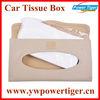 China wholesale PU Car Visor Tissue Holder Car Tissue Box Holder