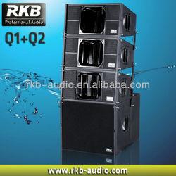Q1+Q sub- Professional Line Array Speaker System
