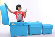 houseware plastic airtight storage box container with lock