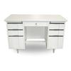 Metal table/Metal Desk/Steel office desk