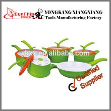 Die-casting Aluminium Ceramic cooking range