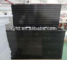 Black BOSCH cell 250W Mono solar panel 156cell (TUV , MCS , CE , ROHS etc .)